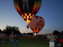 WRAL Freedom Balloon Festival