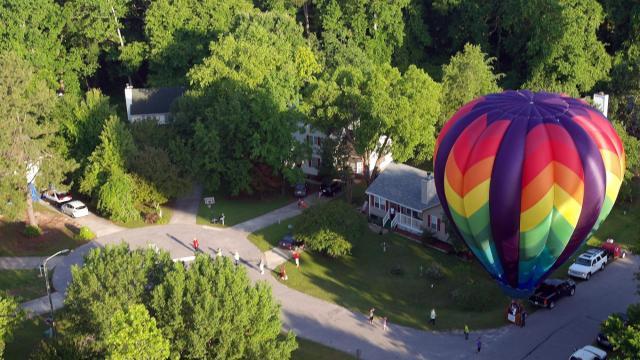 2017 WRAL Freedom Balloon Festival