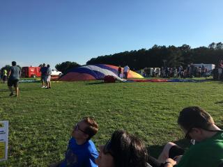 WRAL Freedom Balloon Fest