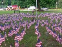Spectators pay respects to veterans at Freedom Balloon Fest