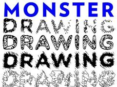 Monster Drawing Rally 2017