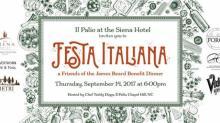 Festa Italiana: Friends Of James Beard Benefit Dinner
