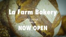 La Farm opens production bakery
