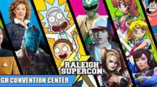 IMAGE: Pop culture, comics collide at Raleigh Supercon