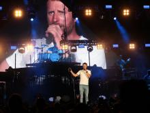 Dierks Bentley show packs Coastal Credit Union Music Park