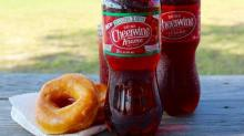 IMAGES: Cheerwine, Krispy Kreme bring back popular soda