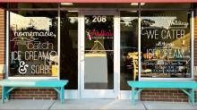 IMAGES: Andia's Homemade Ice Cream announces new Cary shop