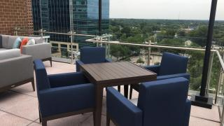 Sneak peek: Downtown Raleigh's tallest rooftop bar