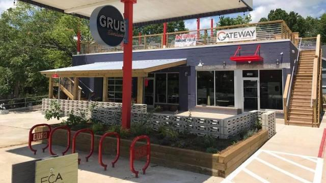 Foodie News Grub Durham Opens With Rooftop Bar Full Menu Out