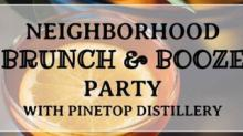 Neighborhood Brunch & Booze Party