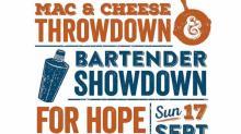 2nd Annual Mac & Cheese Throwdown for Hope