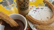 IMAGES: Cocoa Cinnamon serves churros at third location