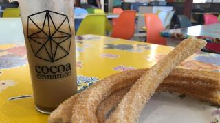 Durham coffee shop serves authentic churros