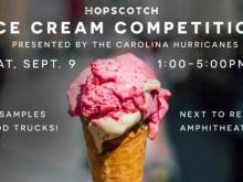 Hopscotch hosting food drive, ice cream contest