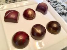 Cary chocolatier crafts award-winning gourmet sweets