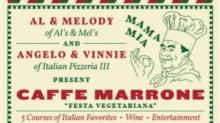 Vegetarian Italian Wine Dinner