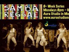 Samba Reggae Series