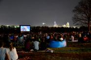 IMAGES: Movie By Moonlight - Halloween Double Feature at Dix Park