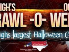 Crawl-O-Ween On Glenwood