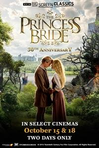 The Princess Bride 30th Anniversary (1987) presented by TCM
