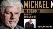 Michael McDonald and Marc Cohn