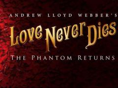 Love Never Dies - The Phantom Returns Durham