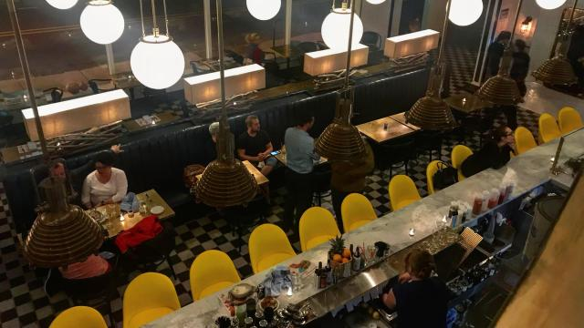 Review Saint James Seafood and Oyster Bar in Durham Out and