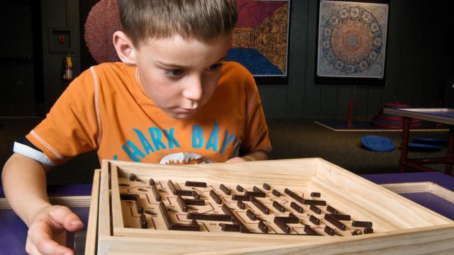 Mazes & Brain Games