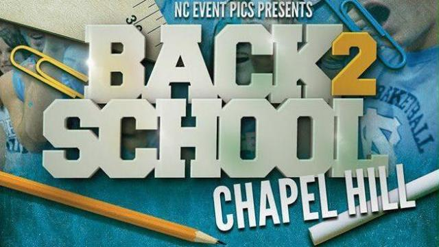 Back to School Crawl (Chapel Hill)