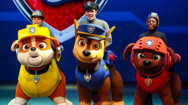 Paw Patrol Halloween Special | No Surprise Paw Patrol Live Was The Second Most Popular Special