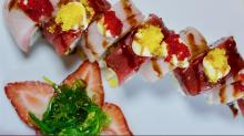 IMAGES: Cowfish offers new 'taste good, do good' sushi roll