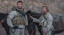 IMAGES: 12 Strong: Where explosions meet horses