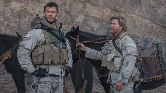 '12 Strong' avoids politics but fulfills mission to entertain