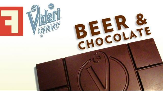 Videri + Fullsteam Chocolate & Beer Pairing
