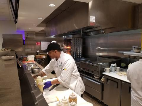 UNC Rex continues to redefine hospital food with