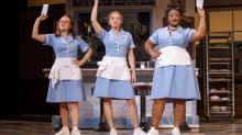 IMAGES: Broadway smash 'Waitress' heads to Durham