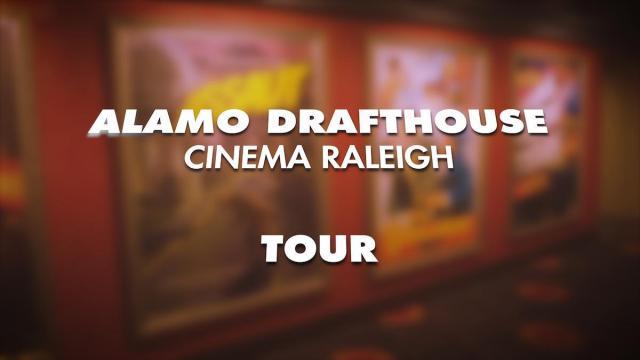 Alamo Drafthouse Cinema opens in Raleigh :: WRAL com