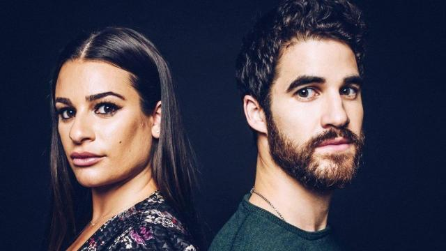 Lea Michele and Darren Criss will visit DPAC on June 30 (Courtesy of DPAC)