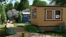 IMAGES: Tiny House hotel opens Saturday in Rocky Mount