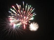 July 4th Fireworks (July 4, 2018)