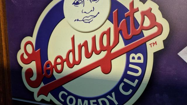 Goodnights Comedy Club (Tony Castleberry)