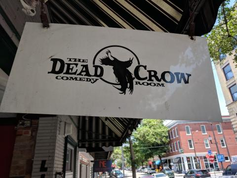 The Dead Crow Comedy Room