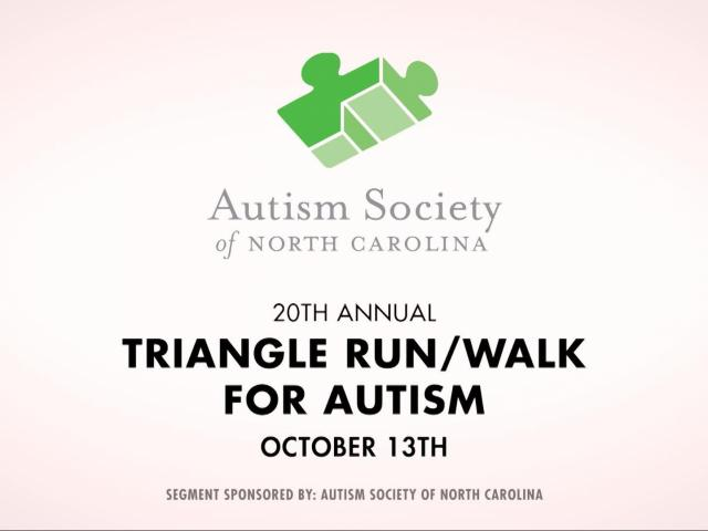 Triangle Runwalk For Autism Sponsored By Autism Society Of Nc
