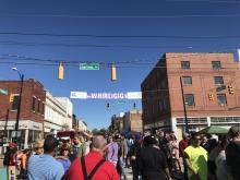 The Whirligig Festival
