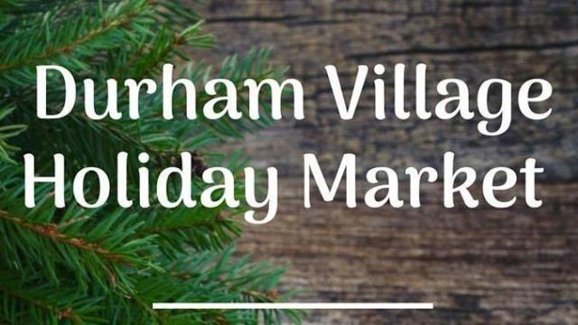 Durham Village Holiday Market