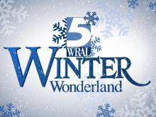 WRAL Winter Wonderland