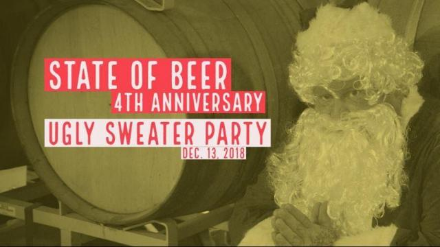 Ugly Sweater 4th Anniversary Party