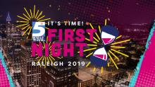 IMAGES: Crowds ring in 2019 at WRAL First Night Raleigh