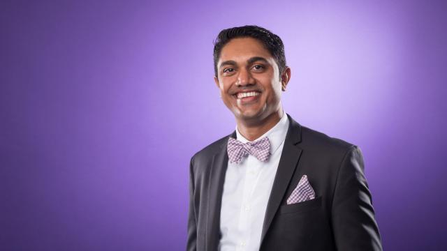 Gaurav Patel  (Photo by Christer Berg)