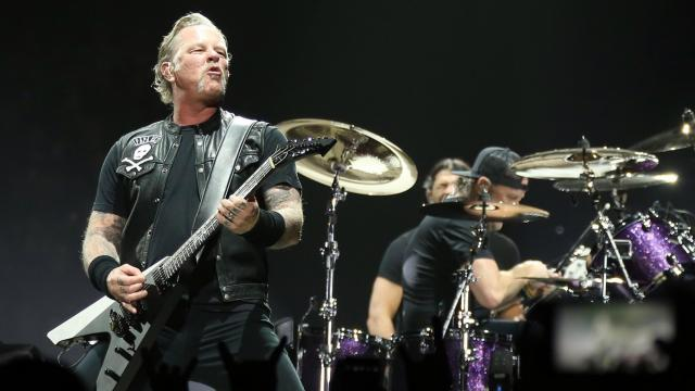 Metallica sets new attendance record at PNC Arena :: WRAL com
